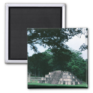 Mayan Culture Color Photo Designed Refrigerator Magnet