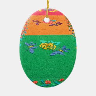 Mayan Design Ornament 2