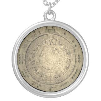 Mayan Doomsday 2012 necklace