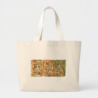 Mayan Dresden codex Bags