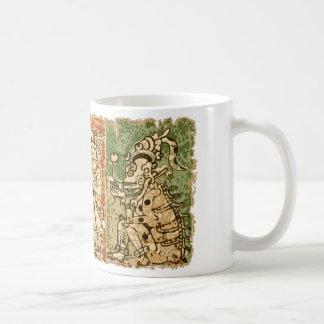 Mayan Dresden codex Classic White Coffee Mug