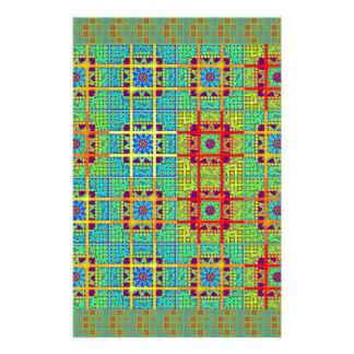 Mayan ethnic tribal pattern.jpg stationery