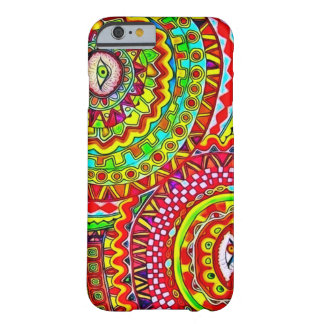 Mayan Eyes Sunrise Barely There iPhone 6 Case