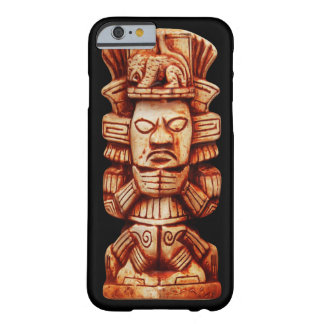 Mayan Figurine Barely There iPhone 6 Case