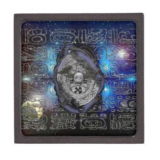 mayan glyph jewelry box