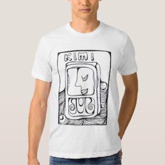Mayan Glyph Kimi T-shirt