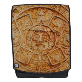 Mayan God Calendar Backpack