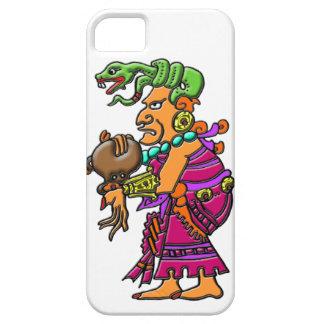 Mayan goddess Ix Chel iPhone 5 Case