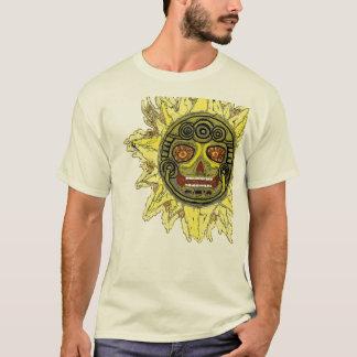 Mayan Gold Sun T-Shirt
