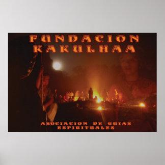 Mayan Guias Poster