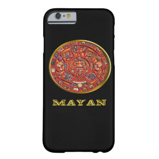 Mayan Indian art Barely There iPhone 6 Case