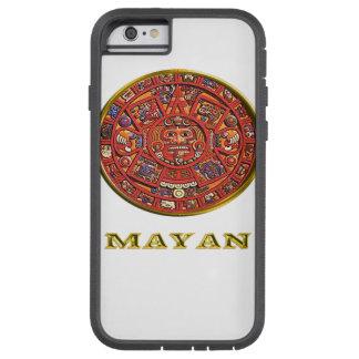 Mayan Indian art Tough Xtreme iPhone 6 Case