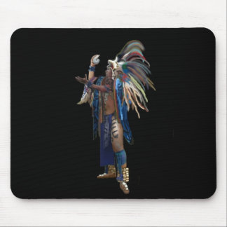 MAYAN INDIAN MOUSEPAD