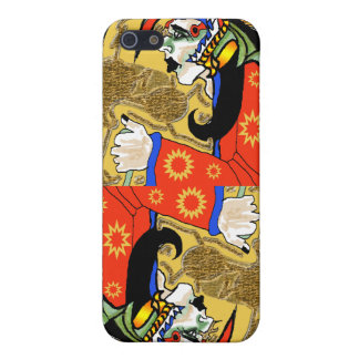 Mayan Lord -  iPhone 5 Cover