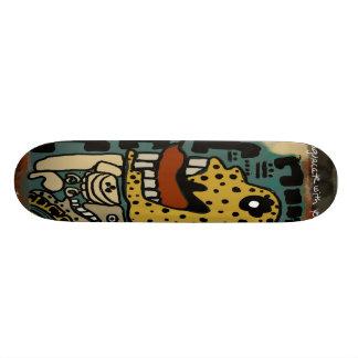 Mayan Love Birds skate deck
