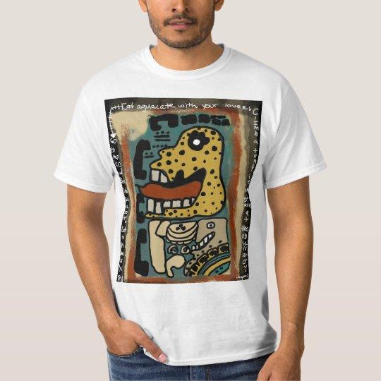 Mayan Love Birds T-Shirt
