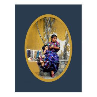 Mayan Madre Postcard