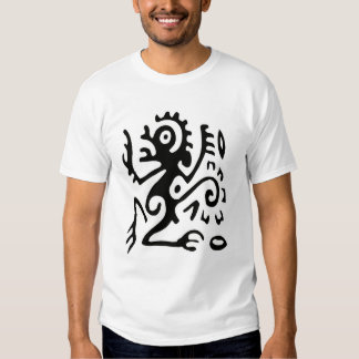 mayan man tribal tattoo man tee shirts