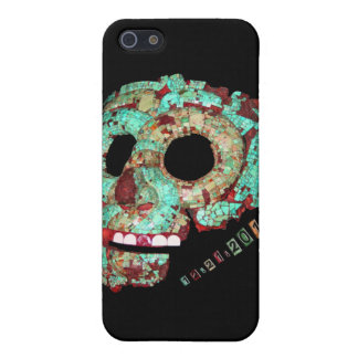 Mayan Mask-2012 Cover For iPhone SE/5/5s