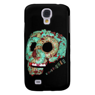 Mayan Mask-2012 Samsung S4 Case