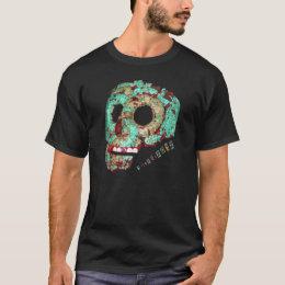 Mayan Mask-2012 T-Shirt
