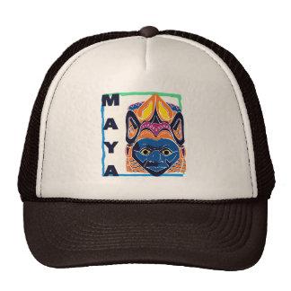 MAYAN MASK HAT