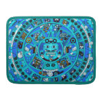 Mayan Maya Aztec Doomsday Symbol ~ MacBook Pro Sleeves