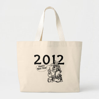 Mayan new years 2012 canvas bags