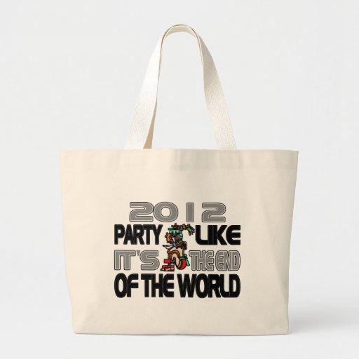 Mayan New Years 2012 Bag