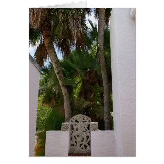 Mayan Palms Card