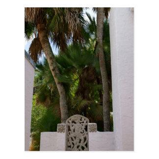 Mayan Palms Postcard