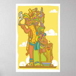 Mayan Poster 4