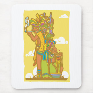 Mayan Poster 4 Mouse Pad