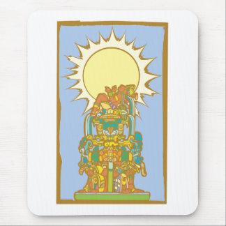 Mayan Poster 5 Mouse Pad