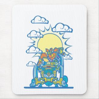 Mayan Poster 6 Mouse Pad