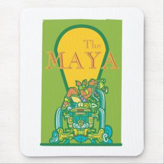 Mayan Poster 7 Mouse Pad