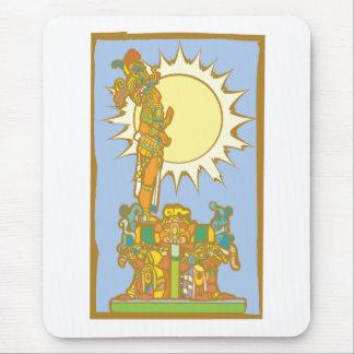 Mayan Poster 8 Mouse Pad