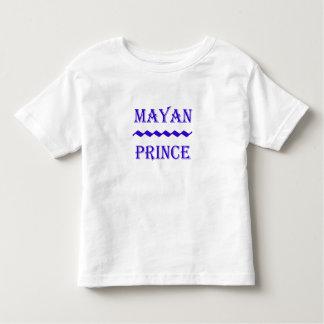 Mayan Prince T Shirt