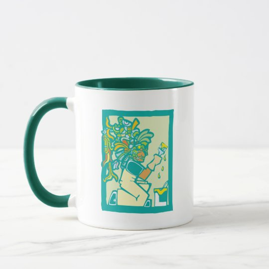 Mayan Professional Painter Mug
