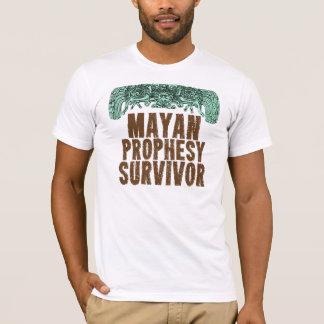 Mayan Prophesy Survivor T-Shirt