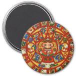 Mayan Prophetic Design Magnet ~