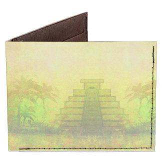 Mayan Pyramid, Mexico Tyvek® Wallet