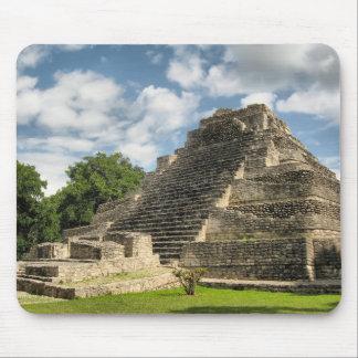 Mayan Pyramid Mouse Pad