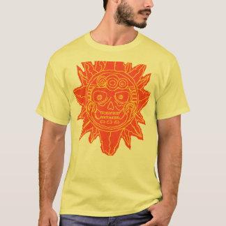 Mayan Red Sun T-Shirt
