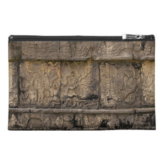 Mayan Relief Travel Accessory Bags