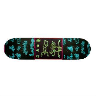 Mayan Ride Skateboard Deck