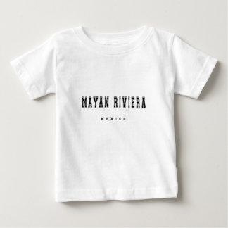 Mayan Riviera Mexico Baby T-Shirt