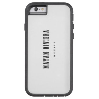 Mayan Riviera Mexico Tough Xtreme iPhone 6 Case