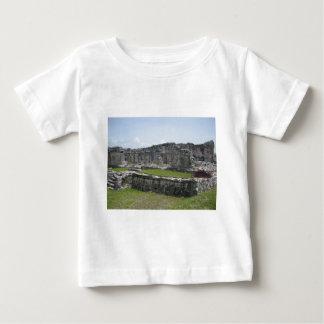 Mayan Ruin Baby T-Shirt
