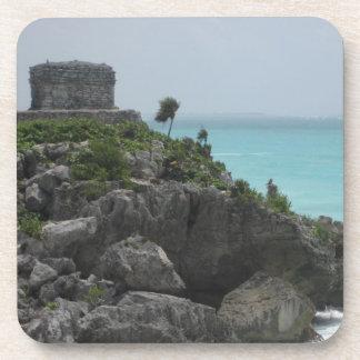 Mayan Ruin Coasters